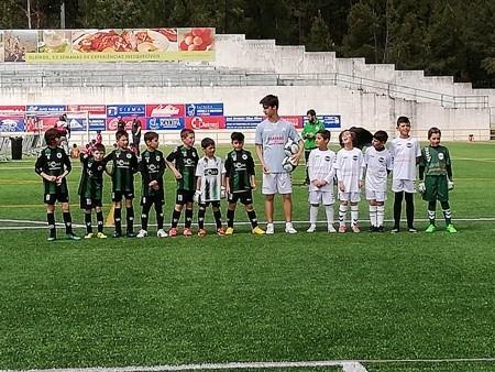 Pampilhosense - traquinas torneio cabritinhos 19-0