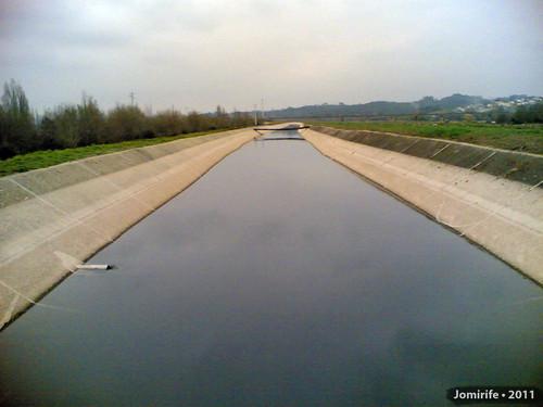 Canal do Baixo Mondego - Verride/Ereira