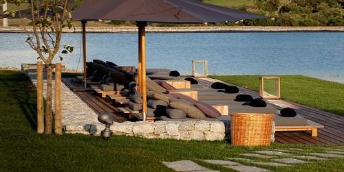 O hotel L'AND Vineyards, em Montemor-o-Novo (foto do site)