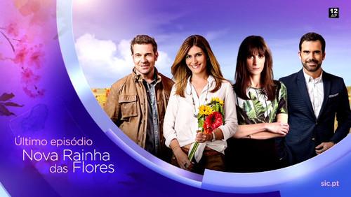 ultimo episódio Rainha das Flores