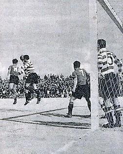 SCC - SCP 1948-49 5-2 foto Stadium nº 330 30.5.19