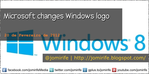 Blog: Microsoft changes Windows logo