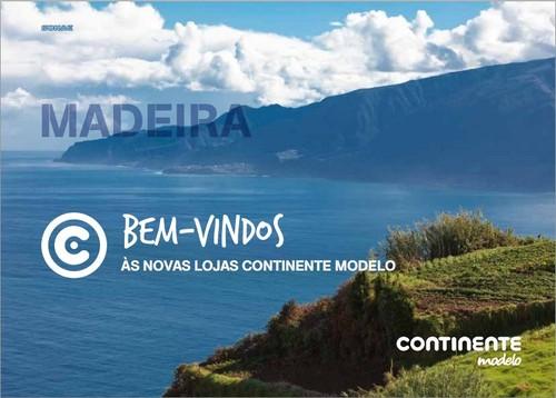 Novo Folheto | CONTINENTE | Madeira - Aberturas