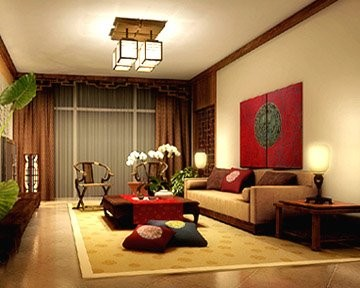 O feng shui em sua casa l decora o e ideias for Cores sala de estar feng shui