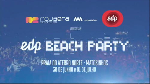 edp beach party
