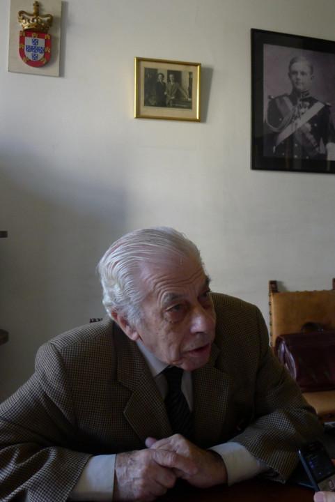 Gonçalo Ribeiro Teles 1922 - 2020