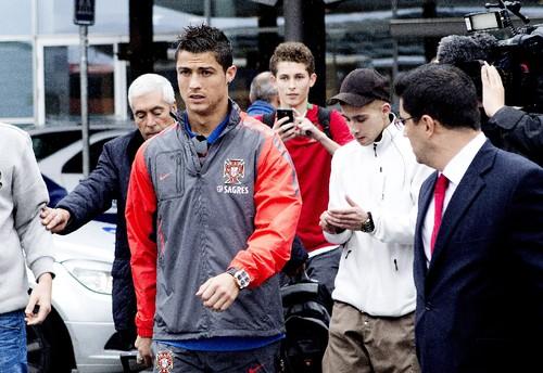 Euro2012: Dinamarca-Portugal