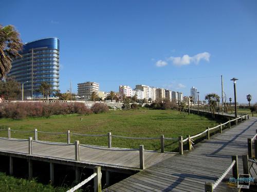 Hotel Galante: Em frente ao mar