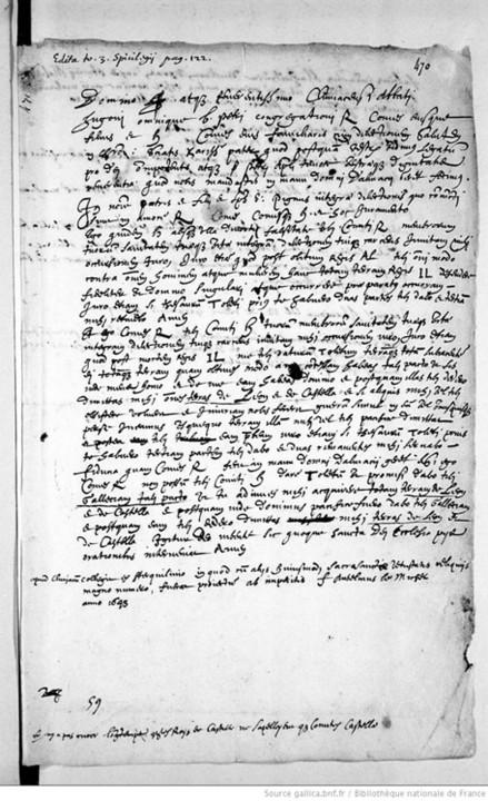 """Manuscrito do """"pacto sucessório"""", Recueil de"""