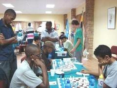 Africano de xadrez
