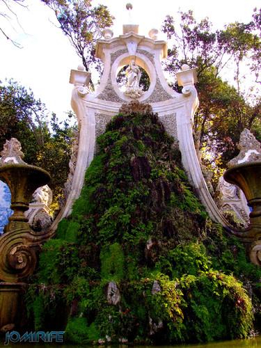 Coimbra - Parque de Santa Cruz, Jardim da Sereia - Fonte (2) [en] Coimbra - Santa Cruz Park, the Mermaid Garden - Fountain