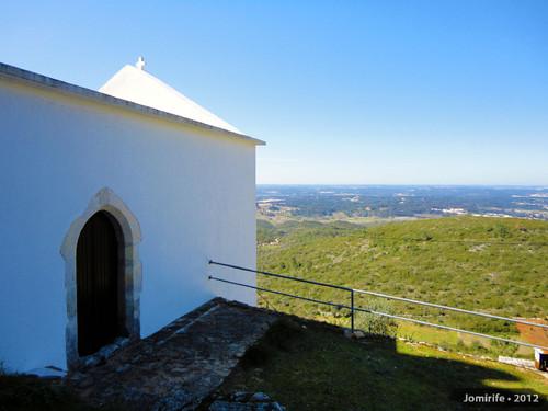 Serra de Sicó - Senhora da Estrela - Capela