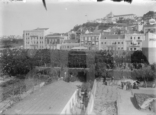 Comício republicano, Arroios, 1908 (A.F.C.M.L.)
