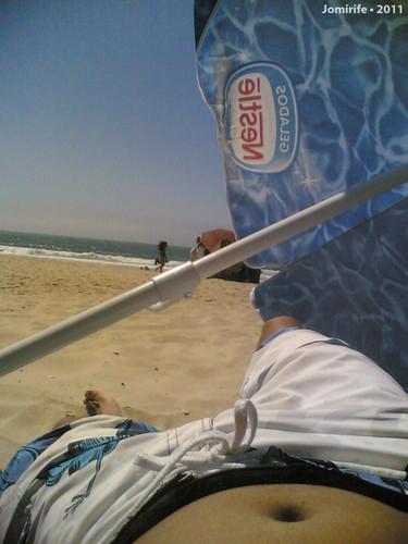 Na praia do Cabedelo (Figueira da Foz)