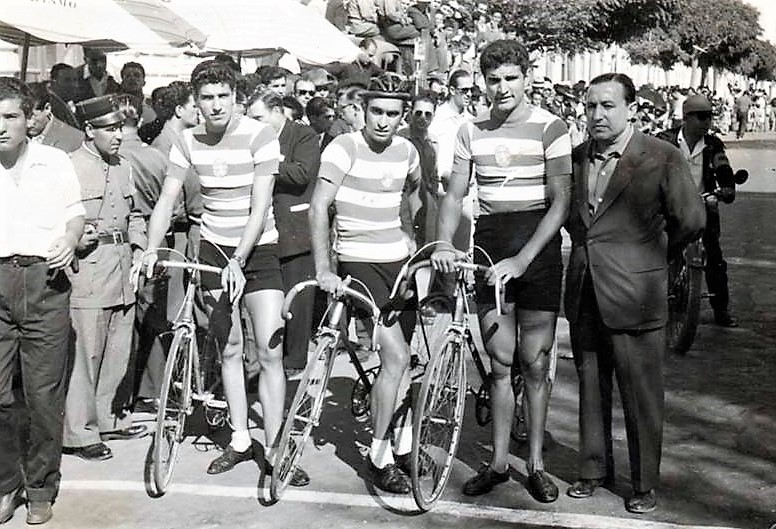 P. Polainas, A. Raposo, J. Calquinhas e A. Rodrigu