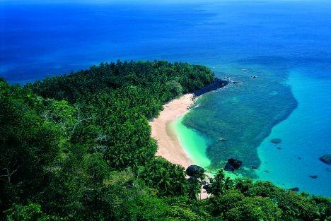 ilhas lua de mel