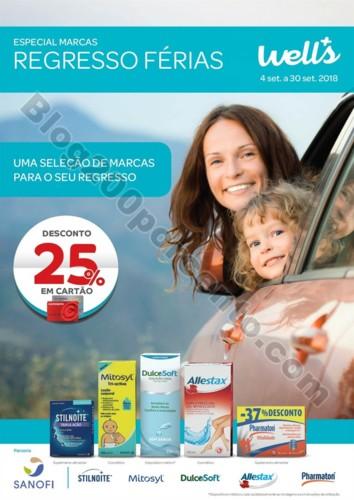 Novo Folheto WELLS Promoções até 30 setembro p1