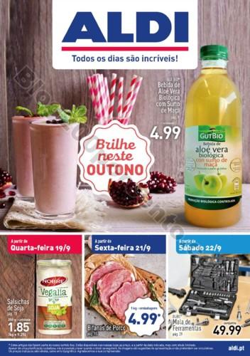 Antevisão Folheto ALDI Promoções a partir de 19