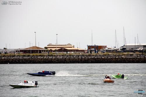 GP Motonautica (082) Corrida T850 Barcos na água