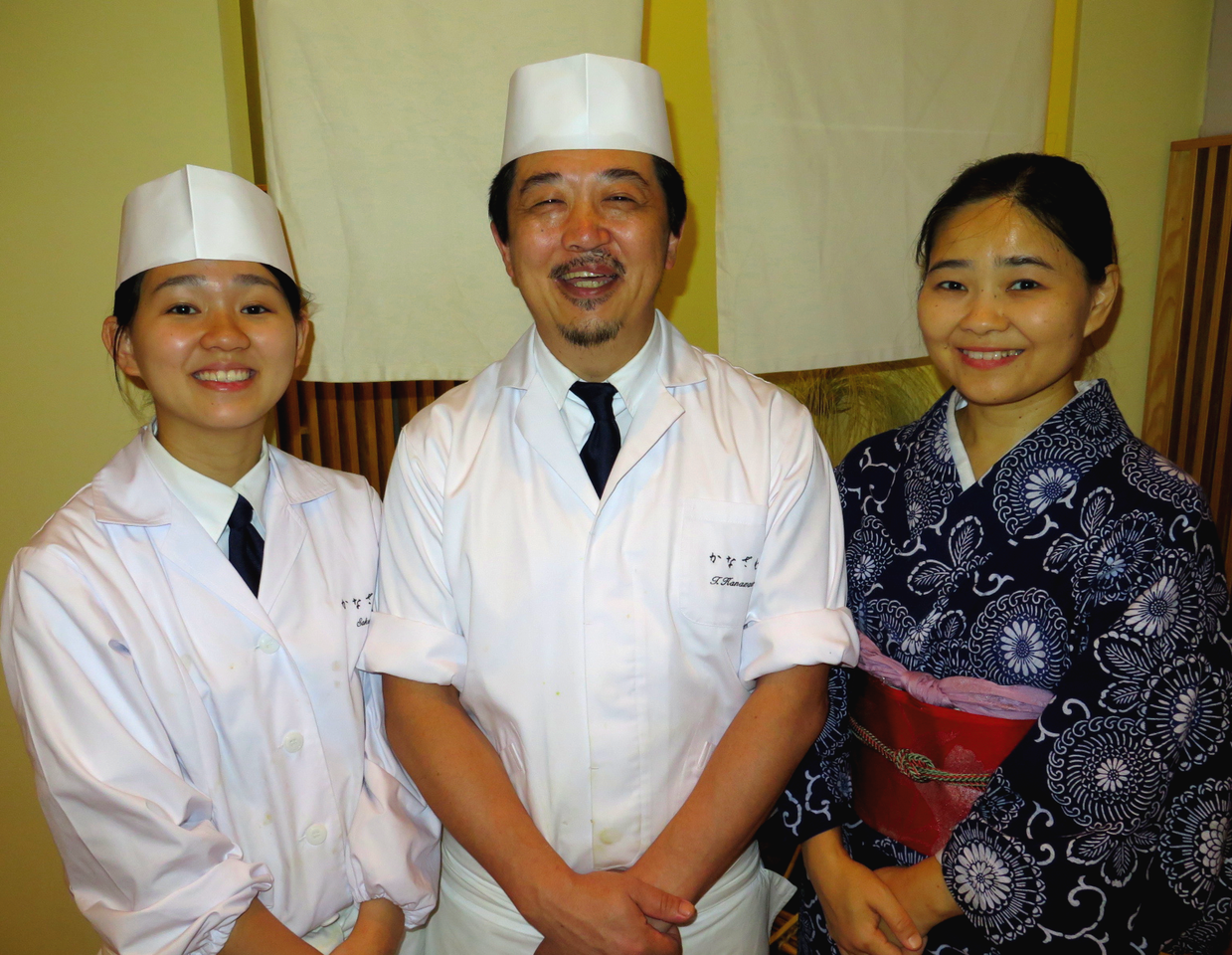 Sakura, Tomoaki Kanazawa, Kayo