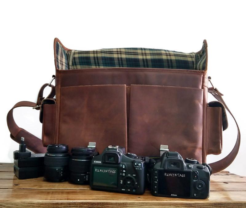 máquinas fotográficas Reflex - camera bag DSLR.j