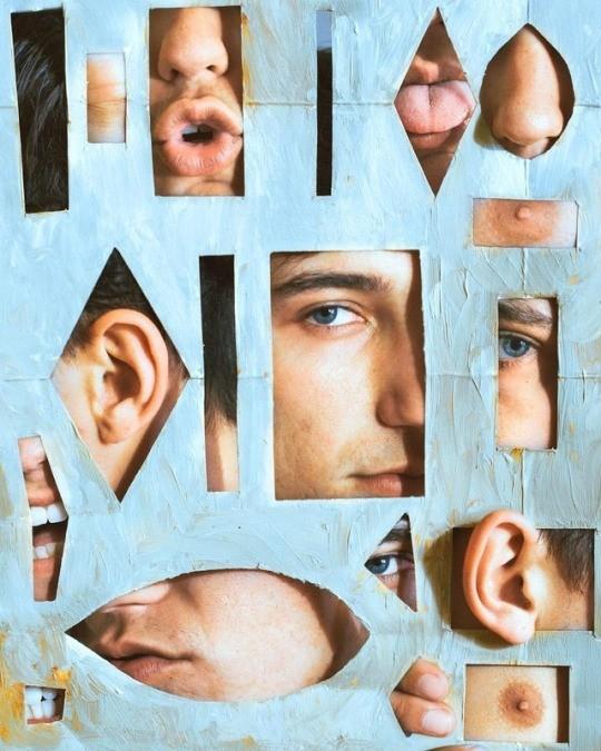 nicholas scarpinato Different Faces @ tumblr