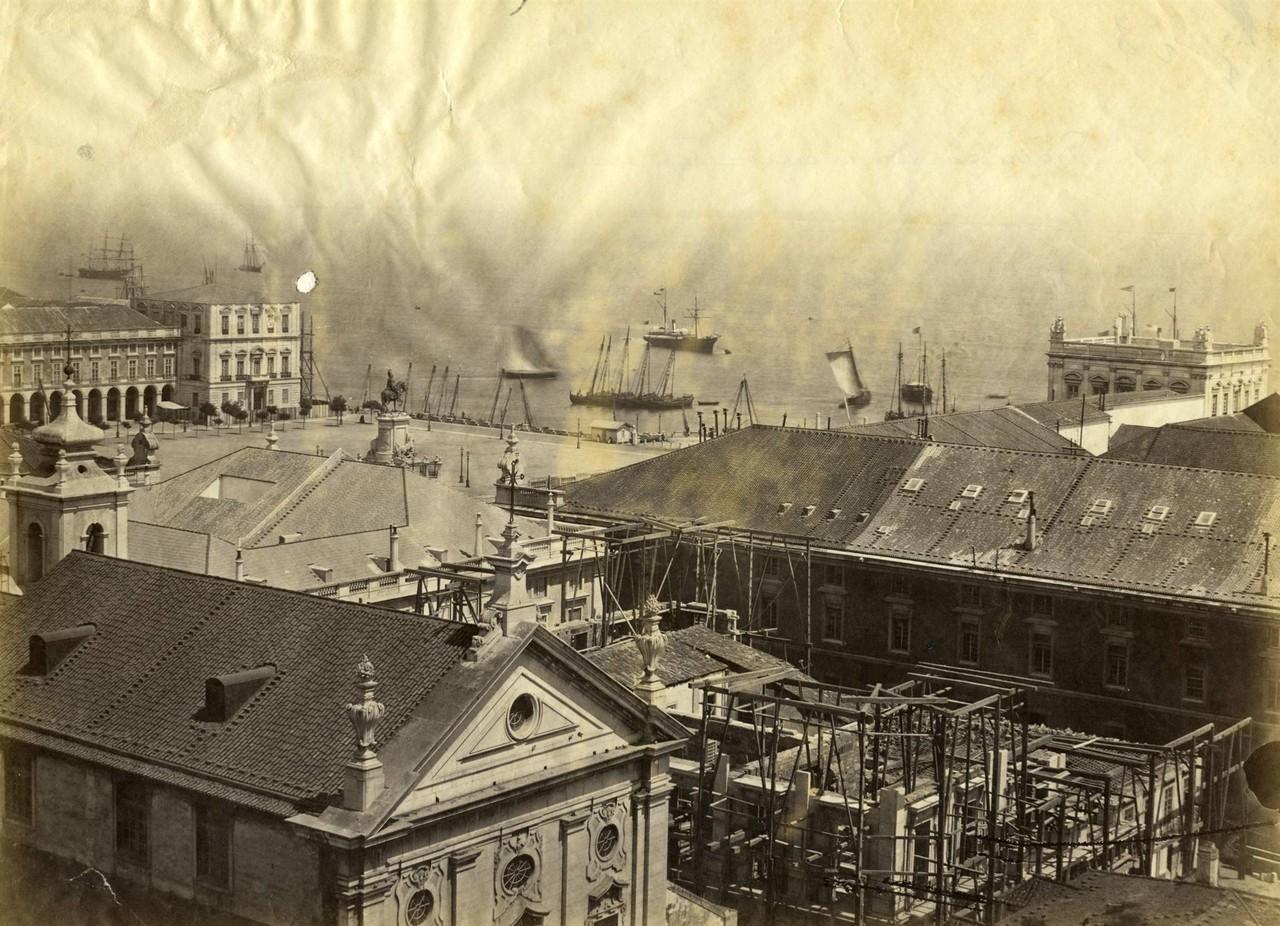 Paços do Concelho de Lisboa, 1865 1880, Provas Or