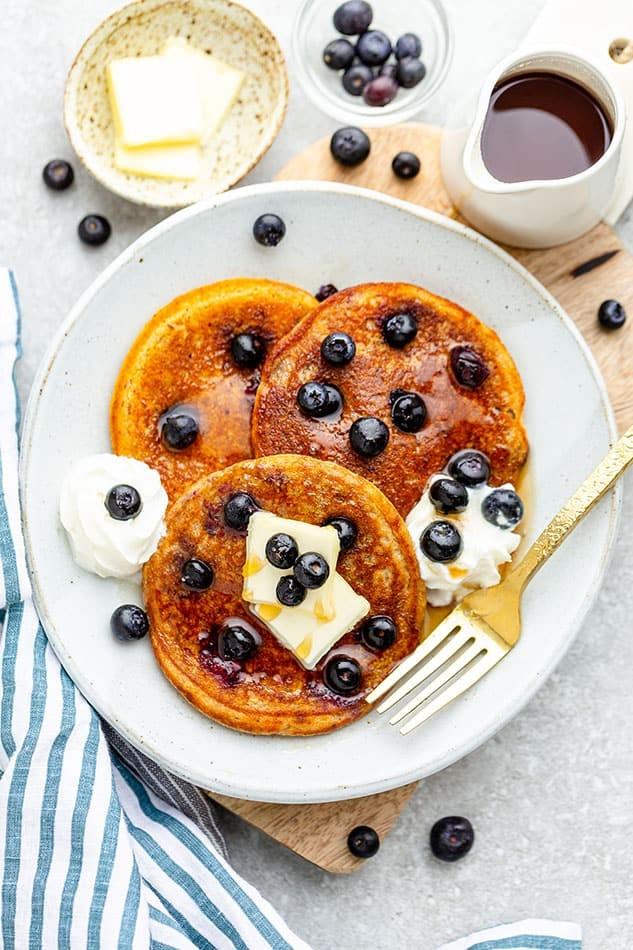 Keto-Fluffy-Blueberry-Pancakes-Recipe-Photo-Pictur
