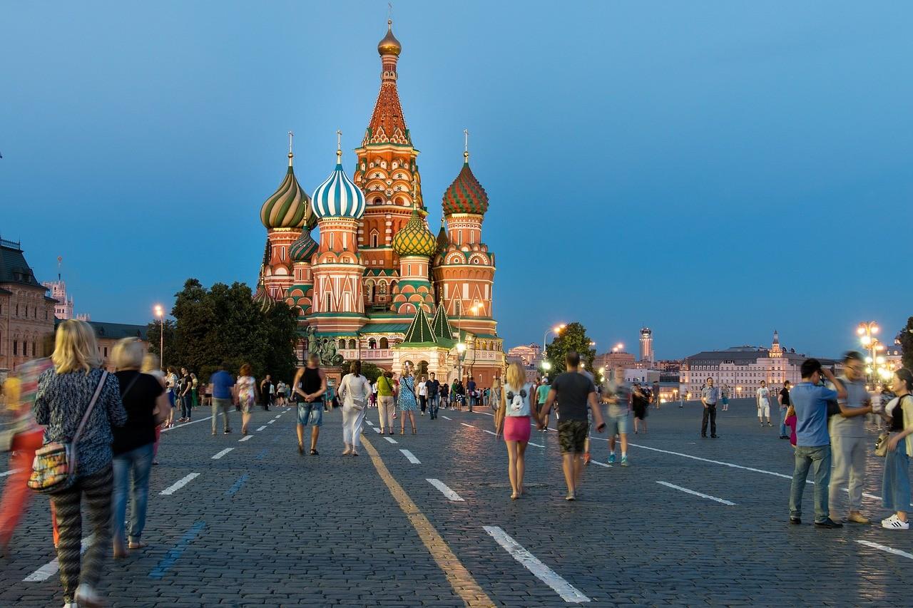 Moscovo@pixabay