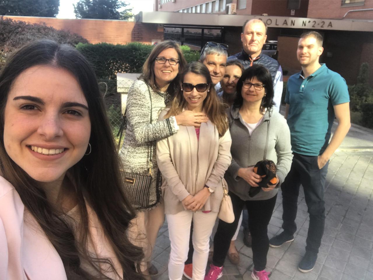 Um fim-de-semana em Madrid