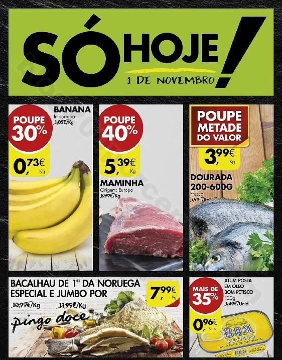 Folheto Pingo Doce só hoje 1 novembro p1.jpg