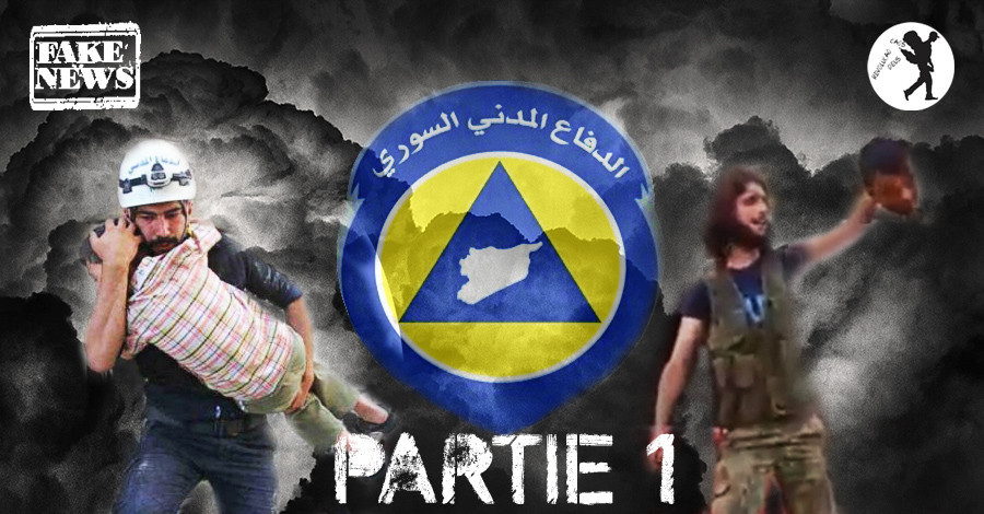 White Helmets, Humanistes ou Terroristes - Partie 1
