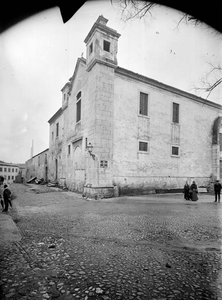 Igreja do convento de Sant'Anna, início séc.XX,