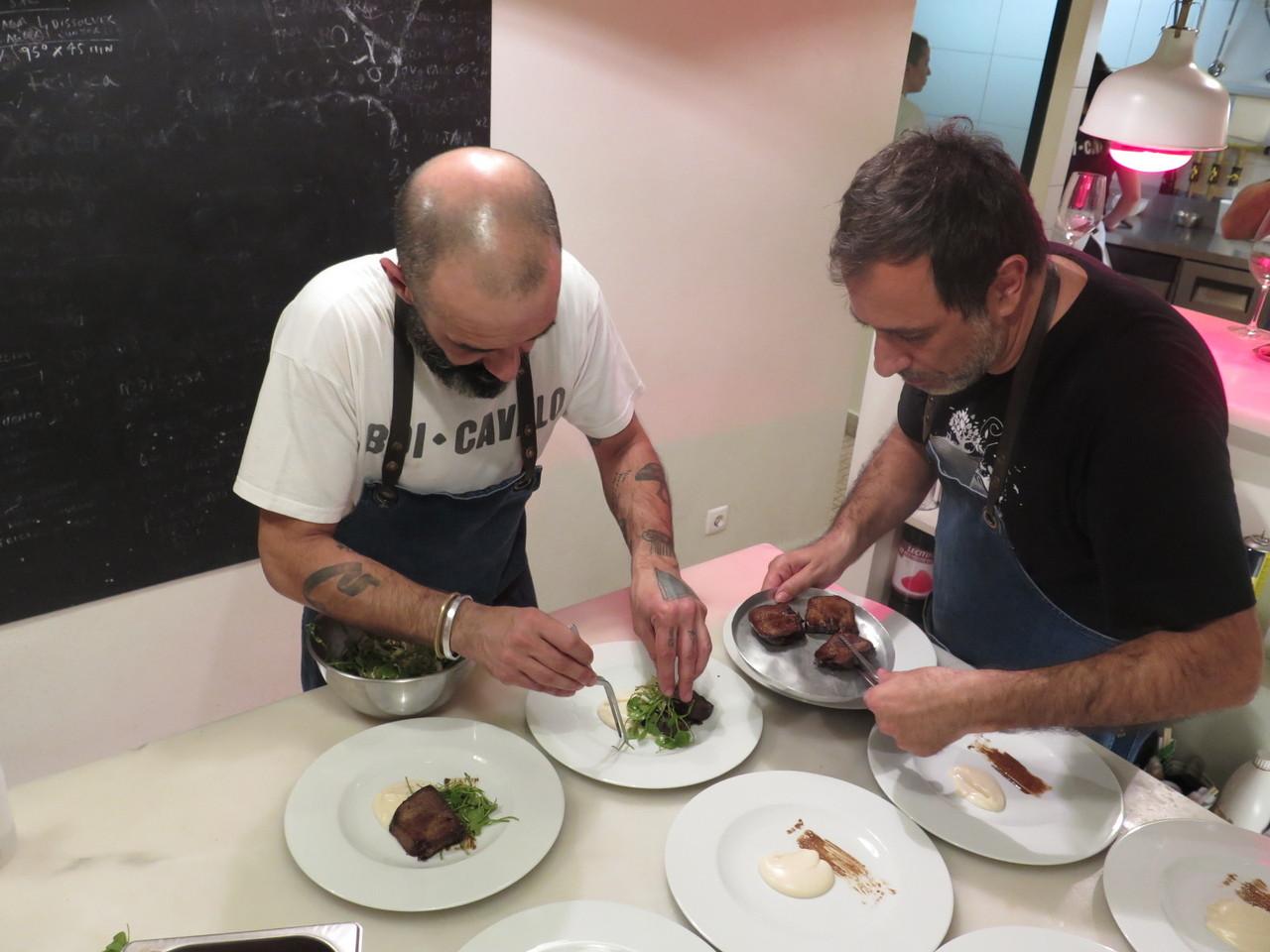 Hugo Brito & Miguel Pires