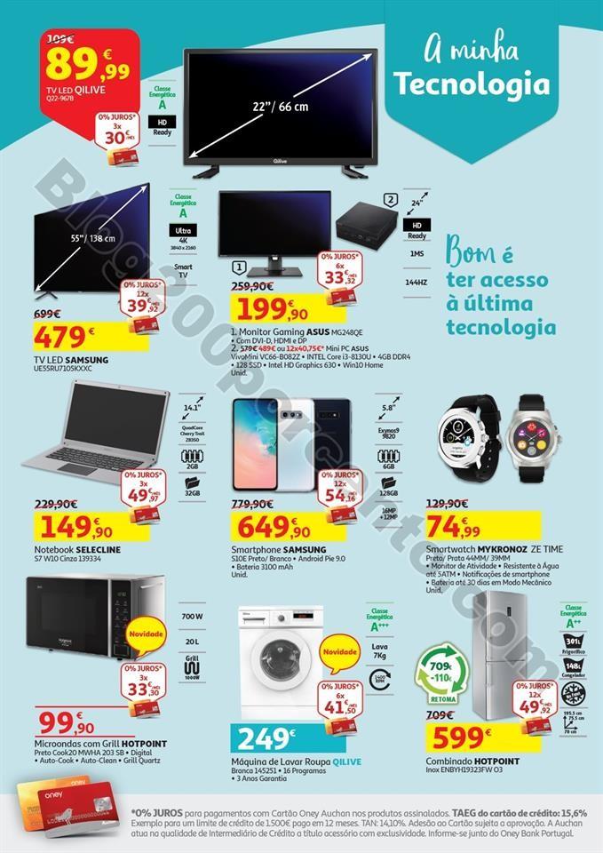 Antevisão Folheto AUCHAN Semana Louca 10 a 16 out