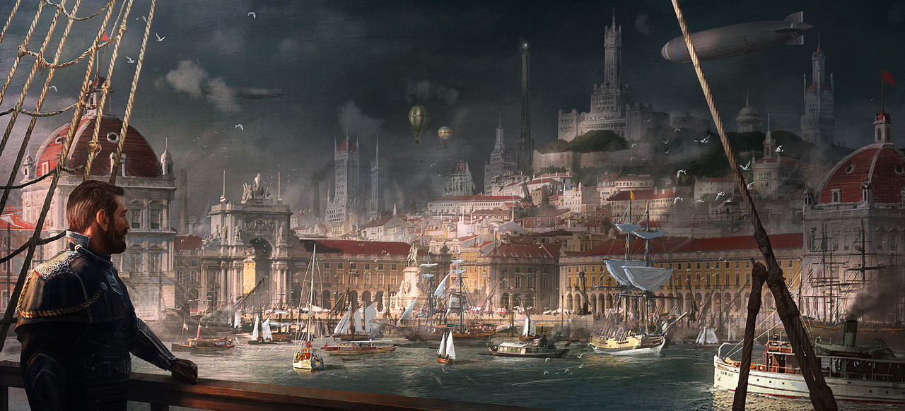 Lisboa em The Order 1886