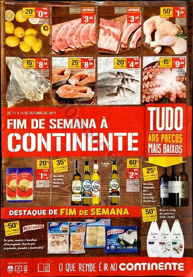 folheto fim de semana continente 11 a 14 outubro_1
