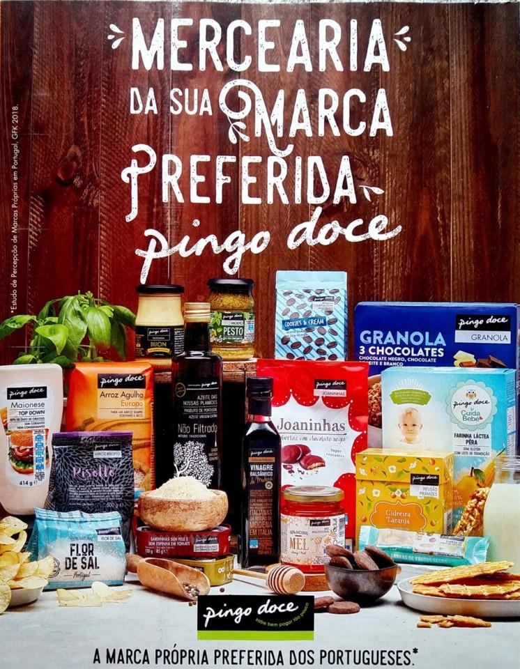 antevisão folheto Pingo Doce especial Mercearia até 30abr