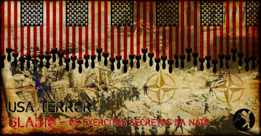 USA Terror 04 - Gladio, os exércitos secretos da NATO
