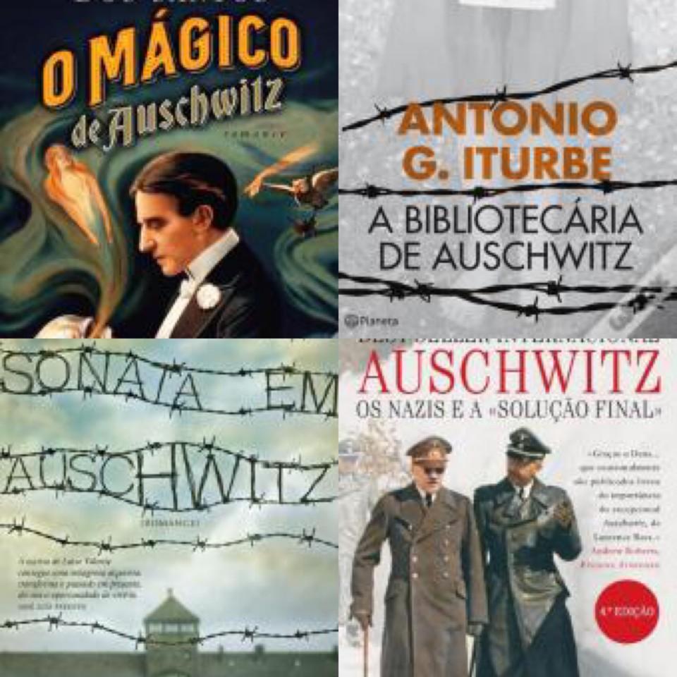 Todos os livros de Auschwitz - GO CAROL