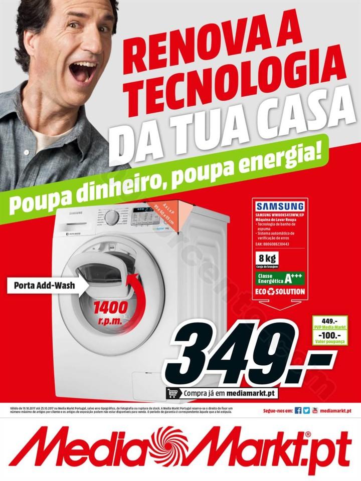 Antevisão Folheto MEDIA MARKT Promoções de 19 a