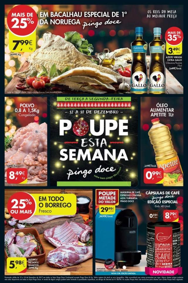 Antevisão Folheto PINGO DOCE Super Promoções 12