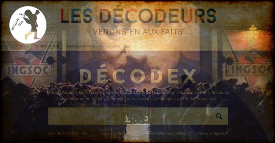 Le décodex, détecteur de mensonges et autres faussetés