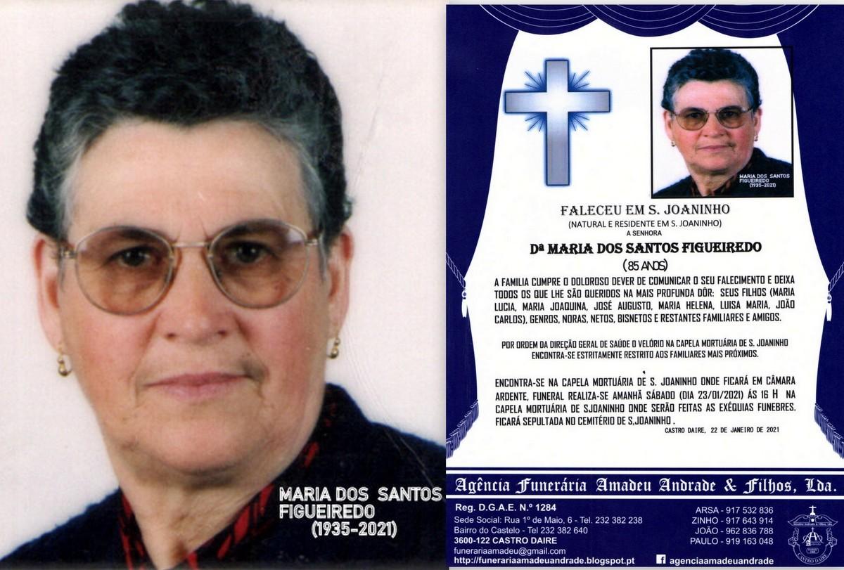 FOTO RIP DE MARIA DOS SANTOS FIGUEIREDO-85 ANOS (S