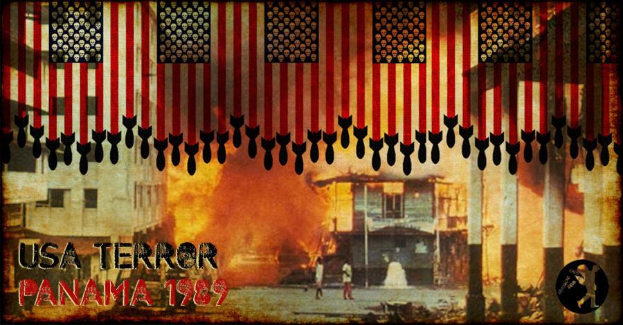 USA TERROR 03 - Panama 1989