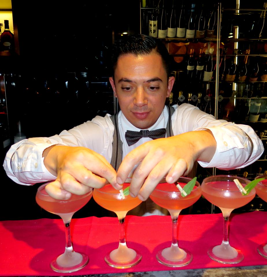 Nelson Matos e o Homenagem', um cocktail multissensorial
