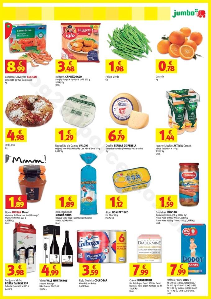 antevisão folheto Jumbo Fim de Semana Jumbástico 14a17dez