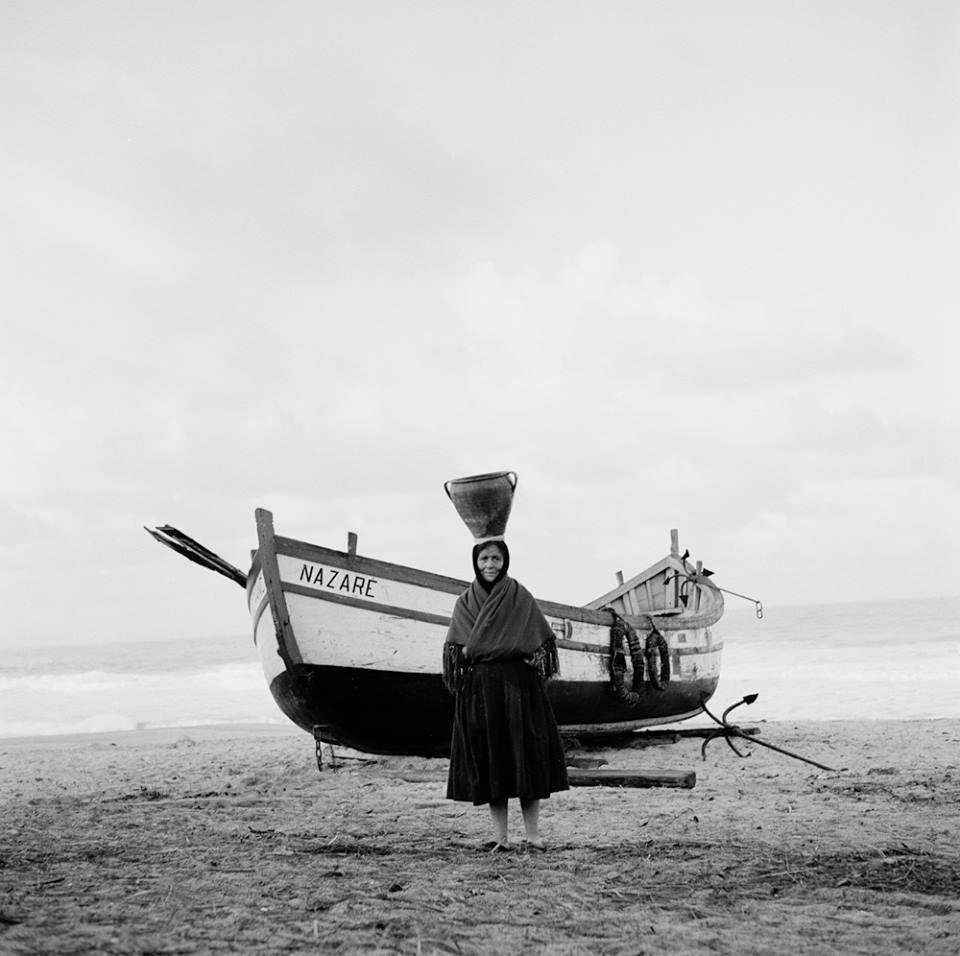Bill Perlmutter - Nazare, Portugal, 1956.jpg