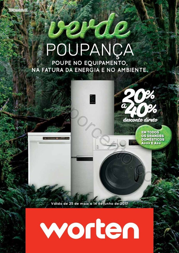 Antevisão Folheto WORTEN Eficiência Energética