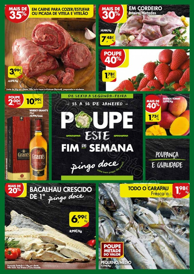 Antevisão Promoções Folheto PINGO DOCE Fim de s
